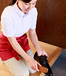 家事代行|靴みがき